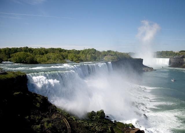 The Famous Niagara Falls