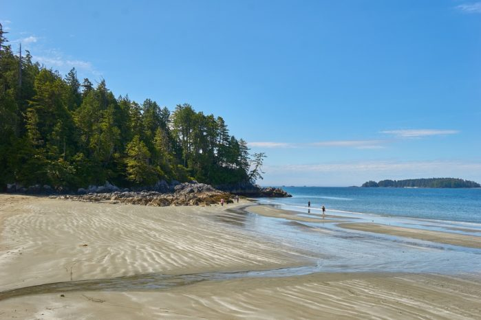 Top 10 beaches in Canada